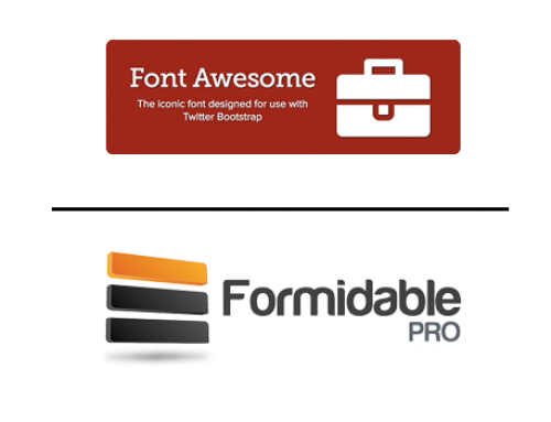Formidable Pro: Adding icons to your form fields to make them awesome-er
