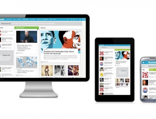What the Hell is a Responsive Website? (It's a thing you need right now)