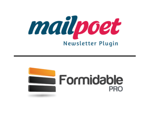 Formidable Pro: Add a MailPoet Subscriber using Formidable Pro
