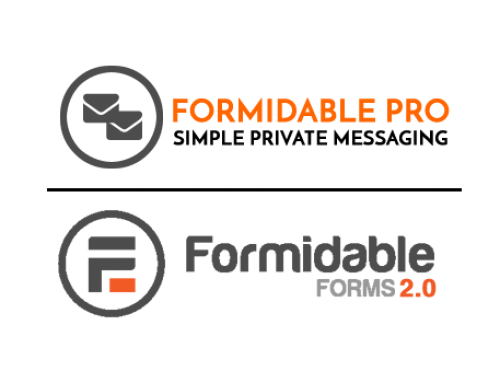Formidable Pro: Simple Private Messaging