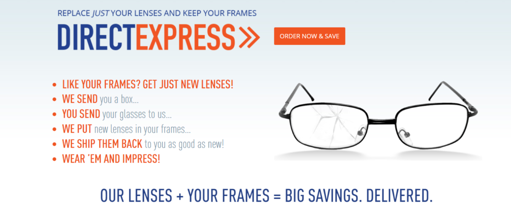 Lenses Only Optical: Developing An E-Commerce Site - Broad Street ...